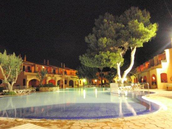 Aparthotel Club Andria: pool area