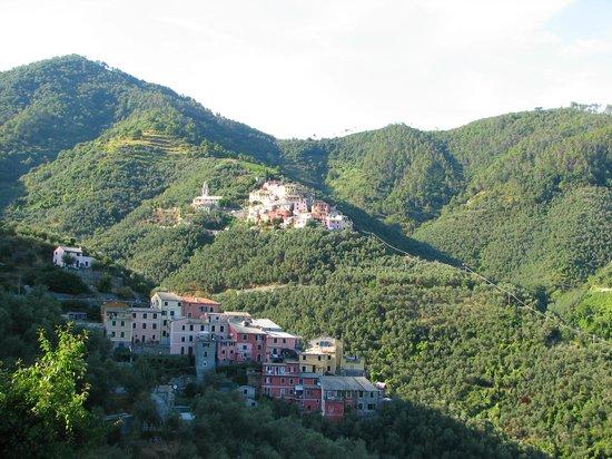 Villa Margherita by the Sea : Levanto - inland villages