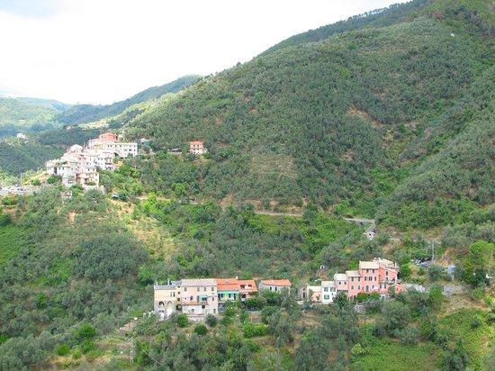 Villa Margherita by the Sea : Levanto - inland walks