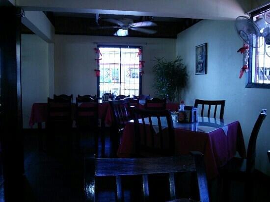 Cafe Sonrisa Bella: El restaurante