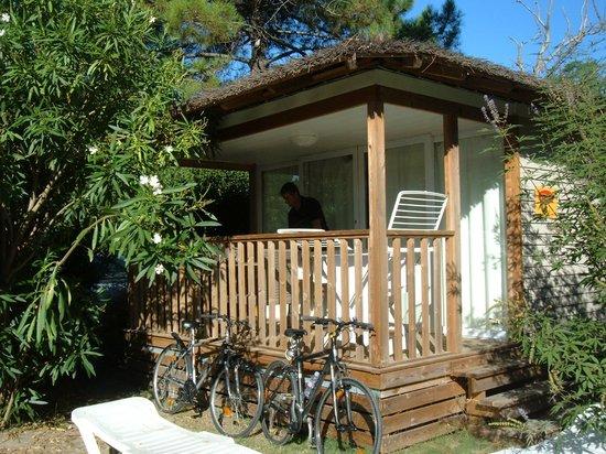 Yelloh ! Village Secrets de Camargue : cottage honey moon