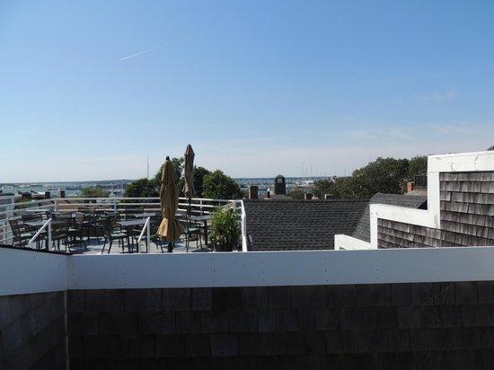 Mill Street Inn : view from balcony