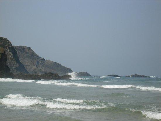 Odeceixe Beach : Playa Odeceixe