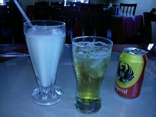 Cafe Sonrisa Bella: Las bebidas