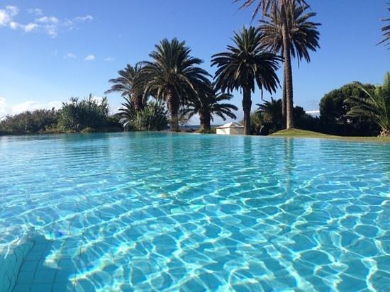 Hotel Porto Santo & SPA : piscine hotel