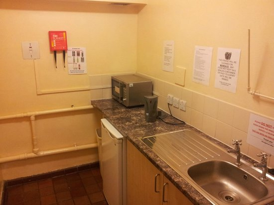 Kitchen Picture Of Hughes Parry Hall London Tripadvisor