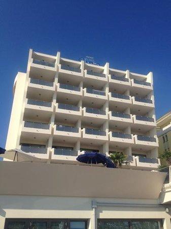 Hotel Lido Bibione Beach: vista hotel