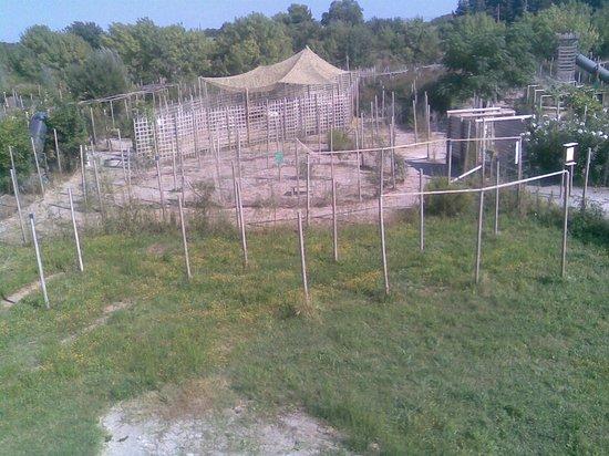 Les Rochers de Maguelone: Labyrinthe