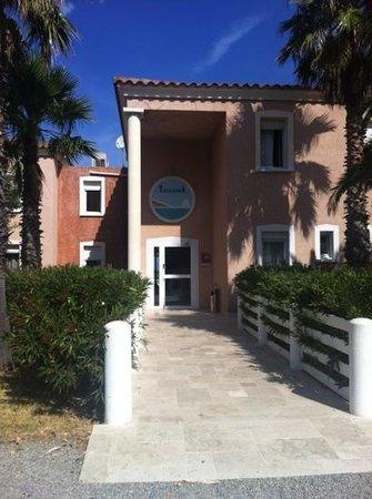 Hotel Thalassa : ingresso