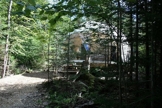 Ridgeback Lodge: Secluded Dream Dome