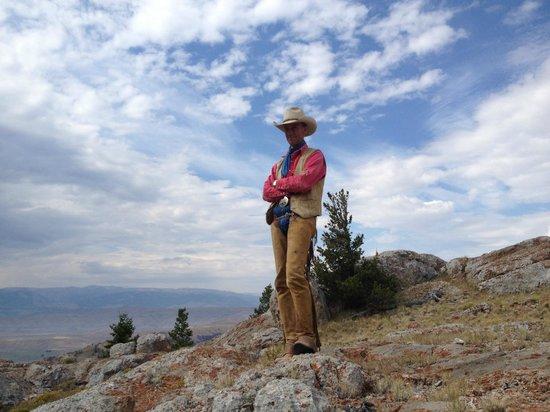 The Lazy L&B Ranch: Cowboy Max
