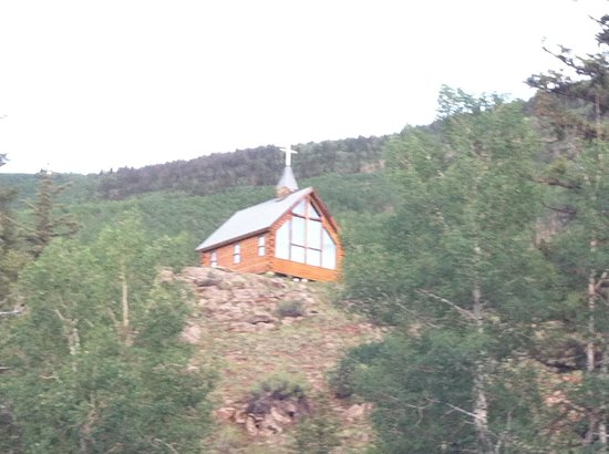 The Inn at the Lake: Church @ Red Cloud camp
