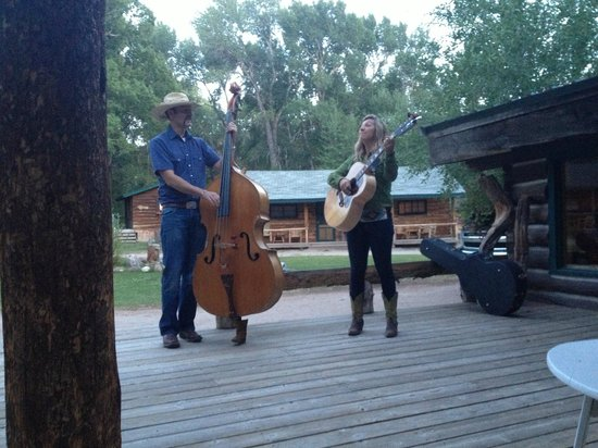 The Lazy L&B Ranch: great entertainment