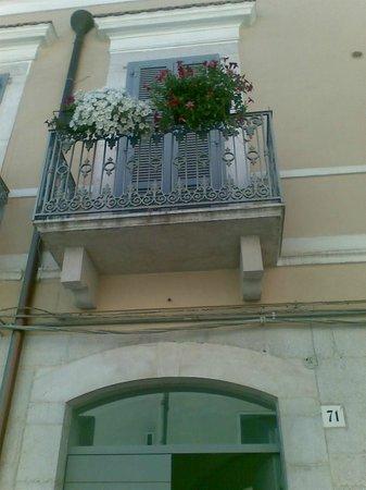B&B Intramuros : facciata principale