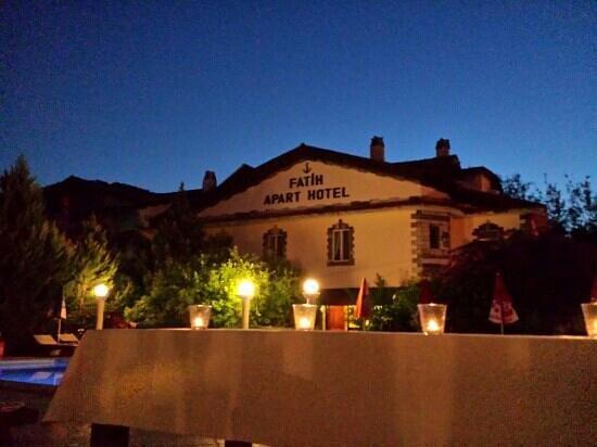 Fatih Apart Hotel: fatih aparts