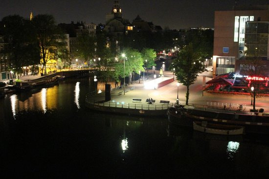 Hampshire Hotel - Eden Amsterdam: View from room