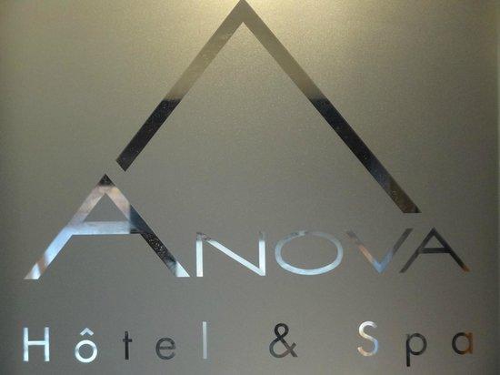 déco sdb - Bild von Anova Hotel & Spa, Montgenevre - TripAdvisor