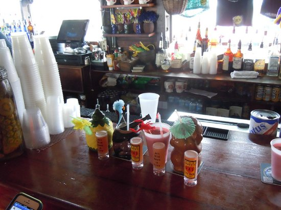 Duffy's Love Shack : Drinks at Duffy's
