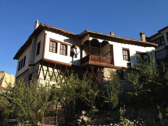 Melnik, Bulgaria: la casa