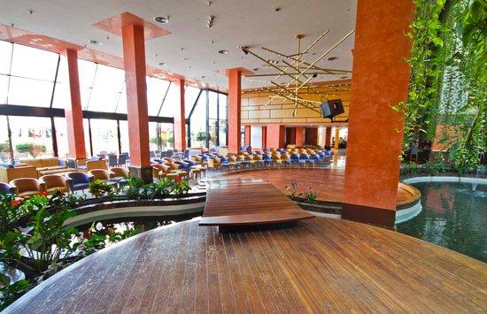 Hotel Gala: salon actuaciones