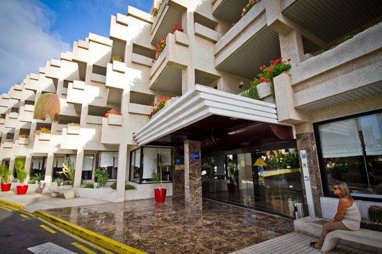 Hotel Gala: entrada