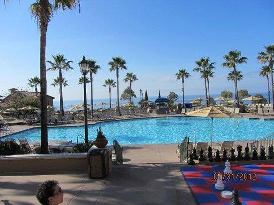 Marriott's Newport Coast Villas: Main Pool
