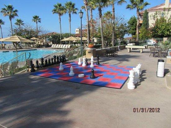 Marriott's Newport Coast Villas: Main Pool and Play Area