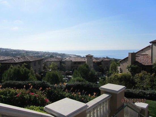 Marriott's Newport Coast Villas: View of Pacific Ocean from Room