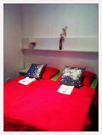 Aparthotel am Muenzplatz : Bedroom