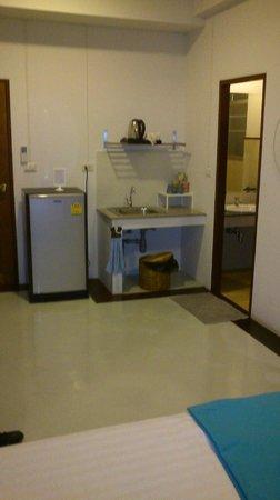 MEET Green Apartment: Apartment facilities