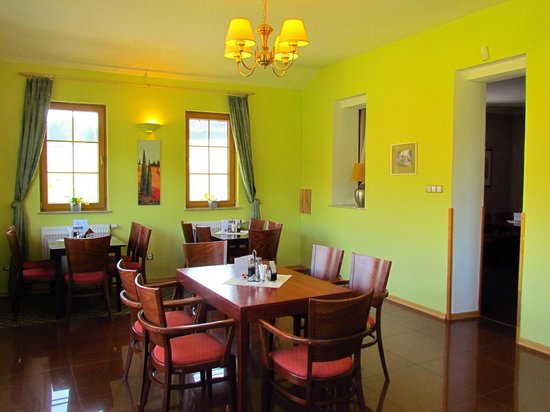 Hotel Ochsendorf: Restaurant