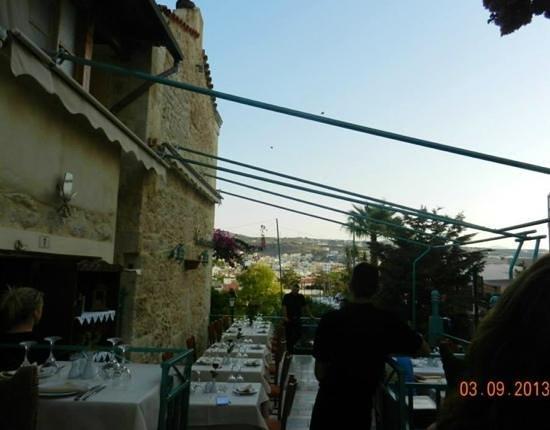 Castelvecchio view