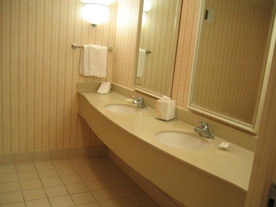 Hilton Garden Inn - Orlando North/Lake Mary: Upgrade Bath