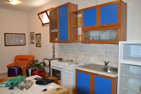 Case Francesco: cucina