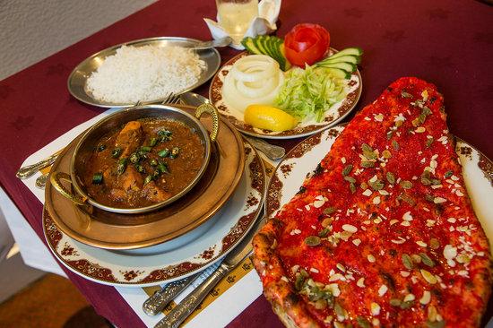 Koh-I-Noor: Authentic cuisine