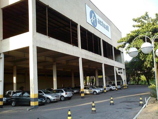 Actuall Hotel: ENTRADA DO HOTEL