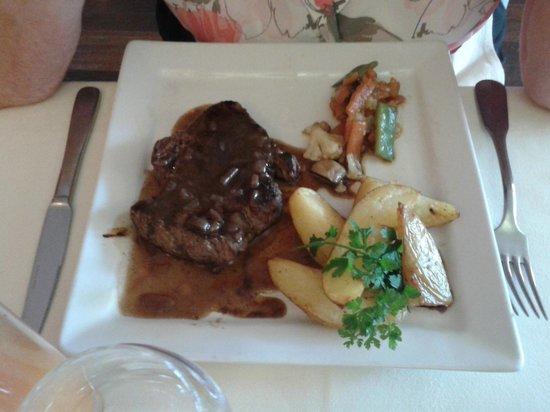 Le Pommier Restaurant: Hoofdgerecht
