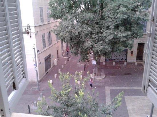 Le Lunik: view