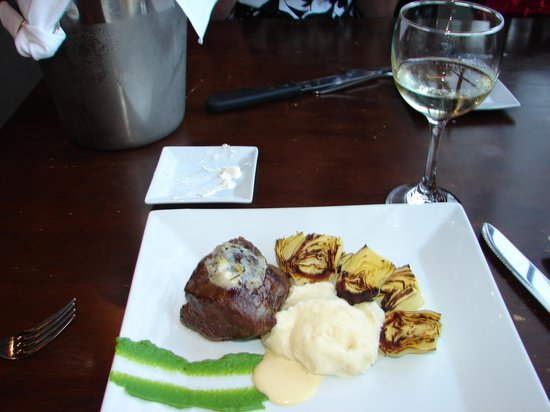 IvyWild: Certified Hereford Beef Filet
