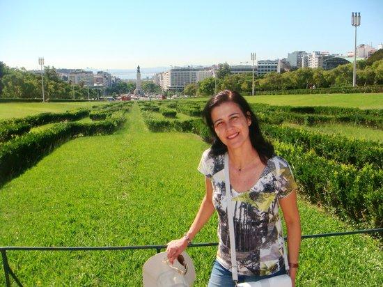 InterContinental Lisbon: Parque Eduardo VII