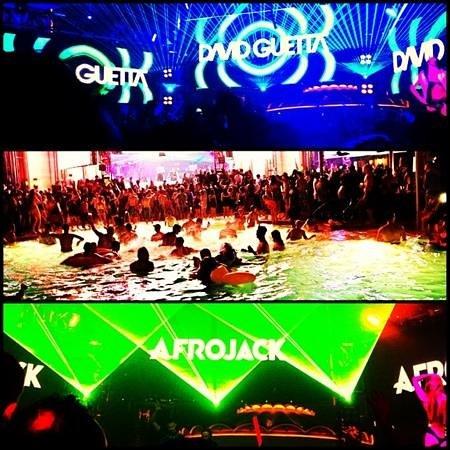 XS Nightclub: Where insanity happens!