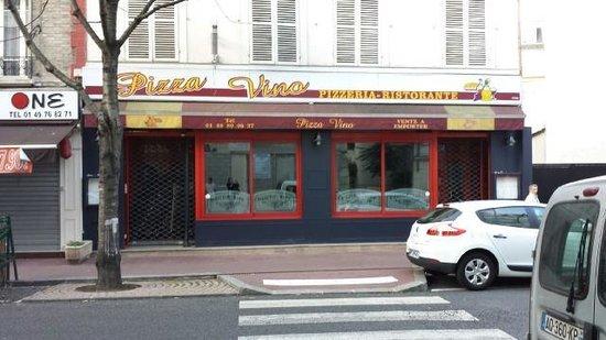 Pizza Vino : Pizzeria VINO