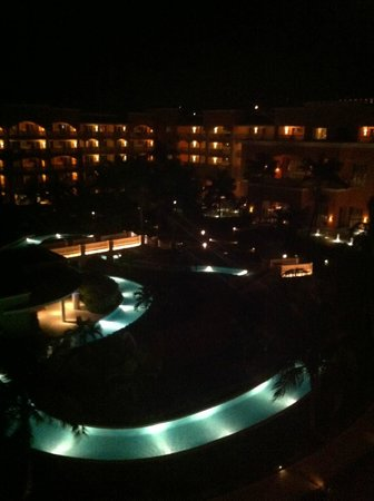 Iberostar Rose Hall Suites: View at knight