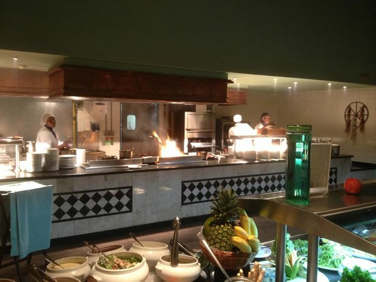 Iberostar Rose Hall Suites: Buffet