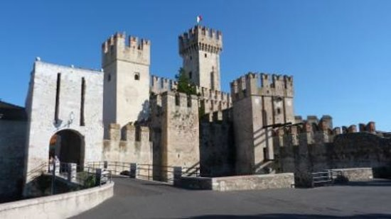 Hotel Miramar: The castel