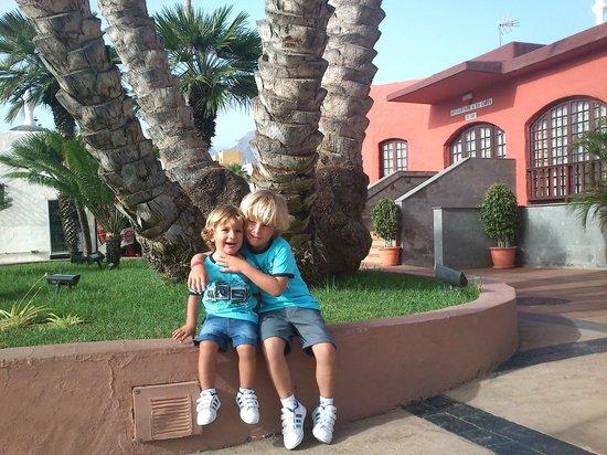 HD Parque Cristobal Tenerife: jardines