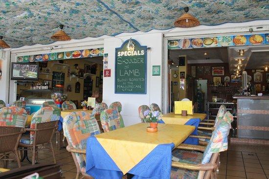 Restaurante Atlantic: Terrace