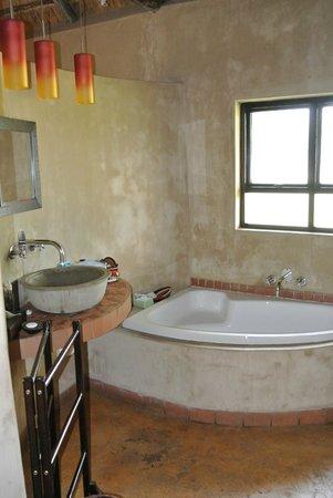أمازولو لودج: Salle de bains