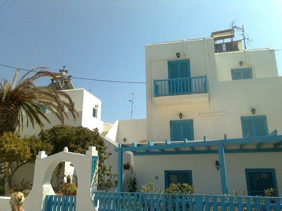 Villa Sophie: de jolies chambres avec grands balcons