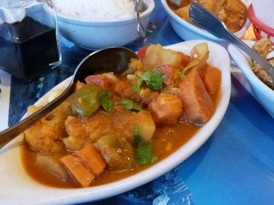 Nepal's Cafe : Nepal curry